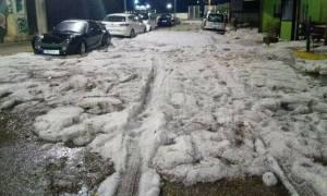Καιρός: Ο «Δαίδαλος» σαρώνει την Ελλάδα! Καταιγίδες, χαλάζι και χιόνια