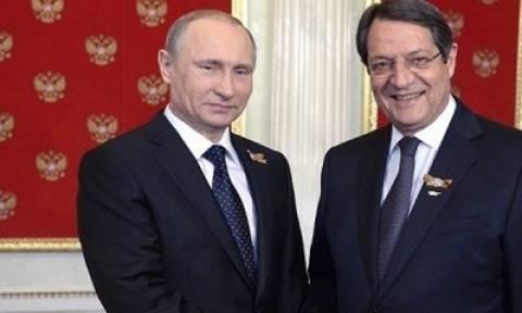 Путин: Решение кипрской проблемы должно приниматься самими киприотами