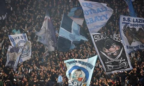 Χαμός στην Ιταλία με την κίνηση ντροπή των οπαδών της Λάτσιο! (pics)