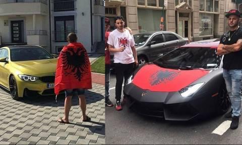 Αυτά είναι τα πλουσιόπαιδα της Αλβανίας που προκαλούν! (photos)