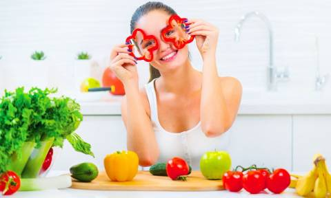 Δείτε τις 6 τροφές που αδυνατίζουν και ταυτόχρονα βελτιώνουν την όραση!