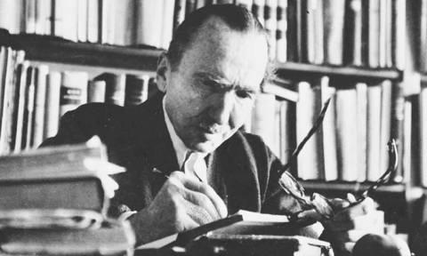 Σαν σήμερα το 1957 πέθανε ο Νίκος Καζαντζάκης