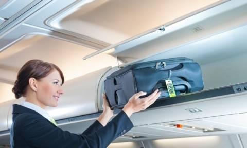 Новые правила провоза ручной клади в самолете вступают в силу 5 ноября