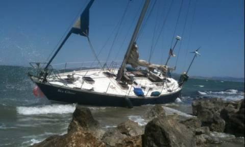 Λαχτάρισαν επιβάτες ιστιοπλοϊκού στην Κέρκυρα