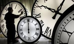 Αλλαγή ώρας 2017: Σε λίγες ημέρες αλλάζει η ώρα! Δείτε πότε θα πάνε τα ρολόγια πίσω!