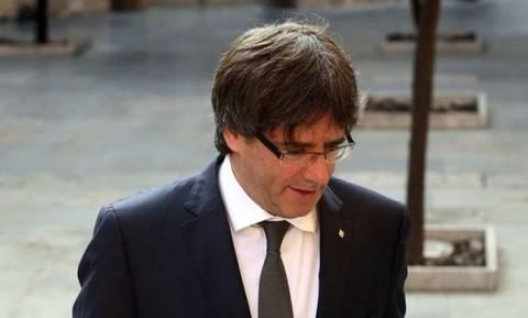 Ώρα μηδέν για την Καταλονία: Ο Πουτζντεμόν θα προκηρύξει εκλογές