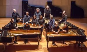 Διεθνές Φεστιβάλ Πιάνου 2017 στην Εθνική Λυρική Σκηνή