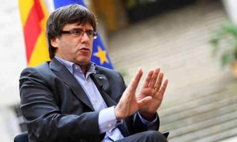 Ακυρώθηκε το διάγγελμα Πουτζντεμόν στην Καταλονία