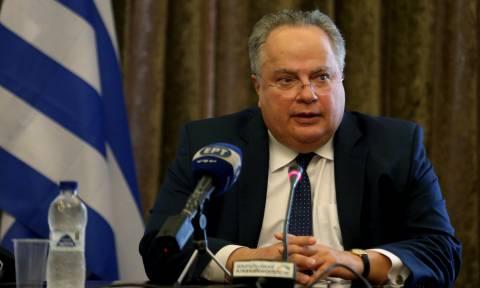 Νίκος Κοτζιάς: Η εξωτερική μας πολιτική αποπνέει σεβασμό