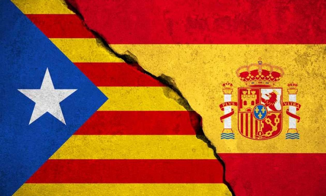 H διεθνής κοινότητα καταδικάζει με κατηγορηματικό τρόπο την ανεξαρτησία της Καταλονίας