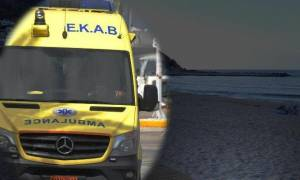 Σοκ στην Κρήτη: Έπεσε από μόλο και τραυματίστηκε στο κεφάλι