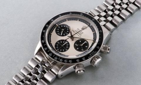 Δεν φαντάζεστε γιατί αυτό το ρολόι κοστίζει 17,8 εκατ. ευρώ!