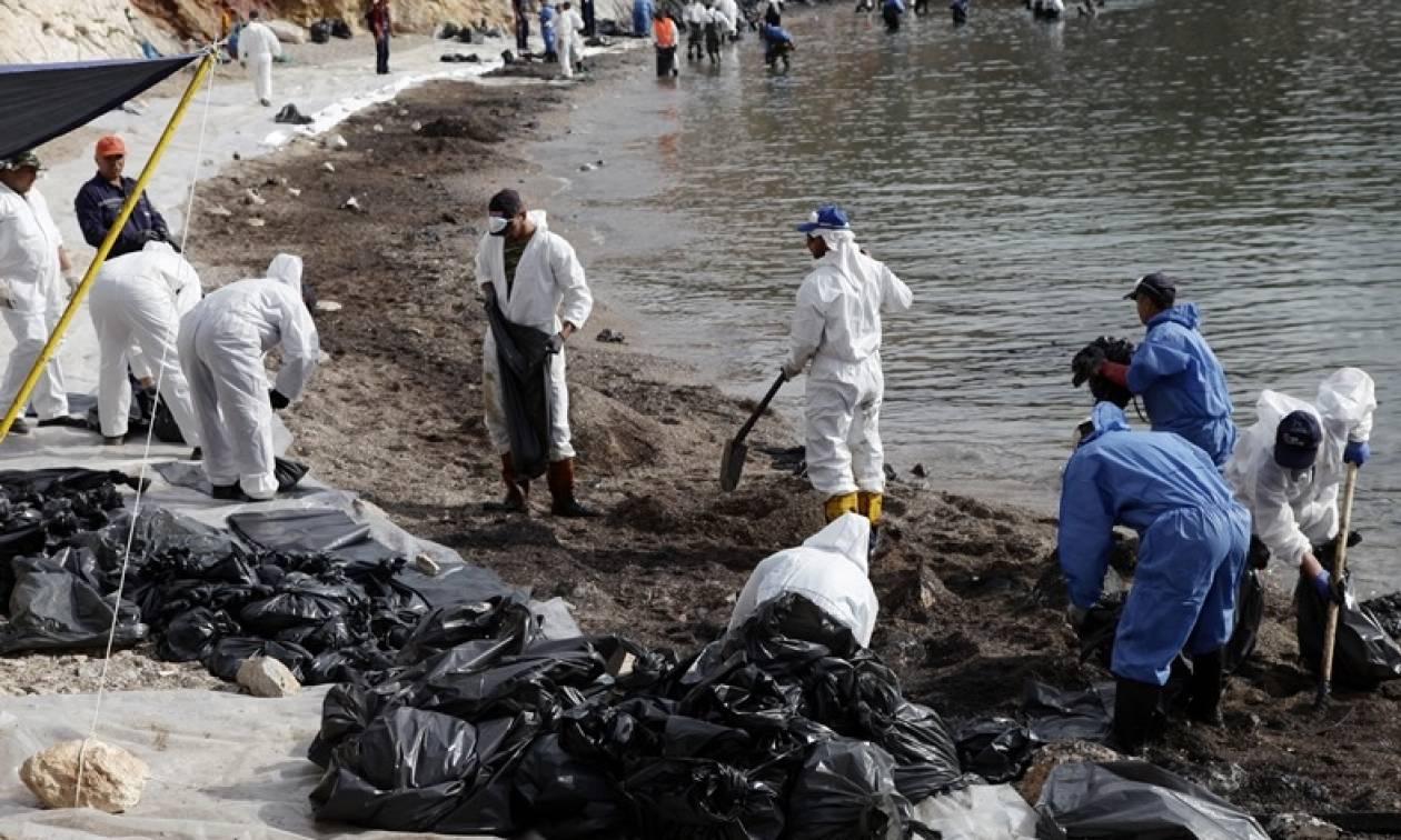 «Βόμβα» από επιστήμονες για τη θαλάσσια ρύπανση στο Σαρωνικό