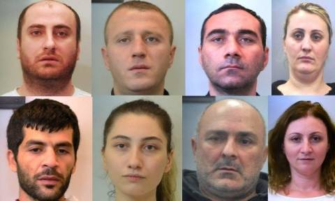 Αυτοί είναι οι αδίστακτοι Γεωργιανοί ληστές που κατέκλεβαν ηλικιωμένους στην Αττική (pics)