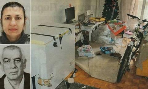 Δολοφονία Ναυτικού - Απολογία Βουλγάρας: Δεν ξέρω πώς βρέθηκε στον καταψύκτη