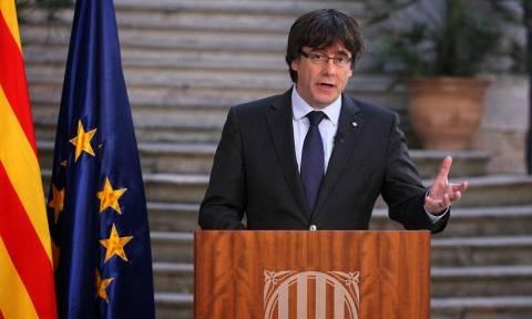 Βέλγος δικηγόρος: Ο Πουτζντεμόντ είναι στις Βρυξέλλες