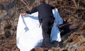 Λασίθι: Συγκινεί ο σκύλος που έμεινε δίπλα στο νεκρό αφεντικό του (pic)