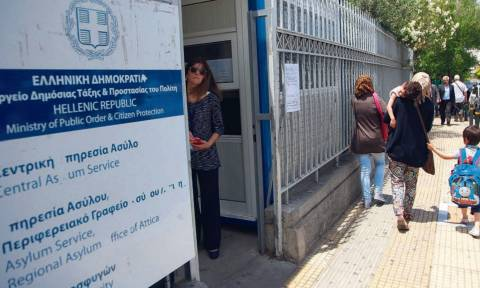 Υπηρεσία Ασύλου: 48ωρη απεργία κήρυξαν οι εργαζόμενοι συμβασιούχοι