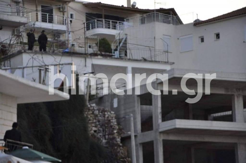 Ένταση στη Χειμάρρα: Κατεδαφίζουν σπίτια ομογενών (photos&videos)