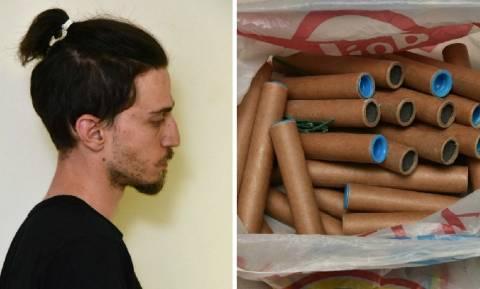 «Χτύπημα» στο κέντρο της Αθήνας ετοίμαζε ο 29χρονος