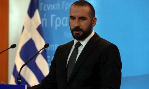 Τζανακόπουλος:Τιμή για την χώρα η υποψηφιότητα Μουζάλα για την θέση Επιτρόπου Ανθρωπίνων Δικαιωμάτων