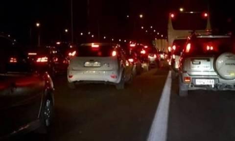 ΤΩΡΑ: Τρία τροχαία σε μία ώρα στον Κηφισό - Ουρές χιλιομέτρων