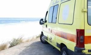 Ηράκλειο: Νεκρός ανασύρθηκε ένας λουόμενος