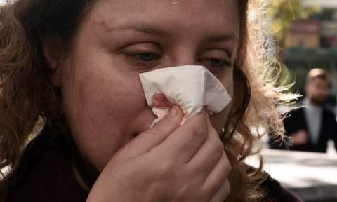 Άγρια επίθεση από Χρυσαυγίτες σε γυναίκες στη δίκη της Χρυσής Αυγής