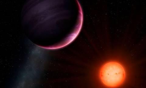 Βρέθηκε ο μεγαλύτερος εξωπλανήτης γύρω από το μικρότερο άστρο!