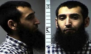 Νέα Υόρκη: Απαγγέλθηκαν κατηγορίες για τρομοκρατία στο μακελάρη του Μανχάταν