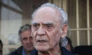 Бывший министр обороны Греции Акис Цохатзопуос вернулся в тюрьму