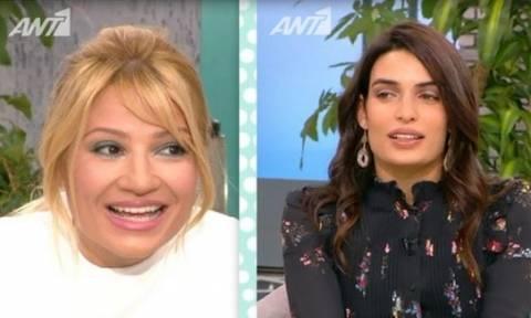 Άφωνη η Φαίη Σκορδά με την Τόνια Σωτηροπούλου: «Είσαι τρελή, τα κάνεις αυτά;»