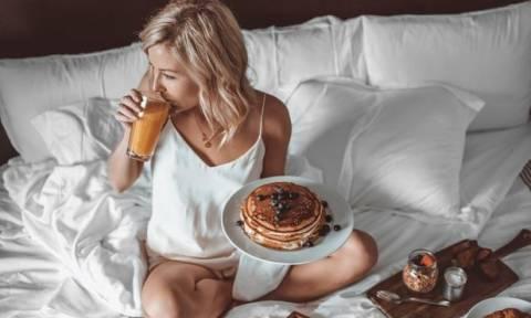 Τι μπορείς να κάνεις για να «κάψεις» το γλυκό που μόλις έφαγες