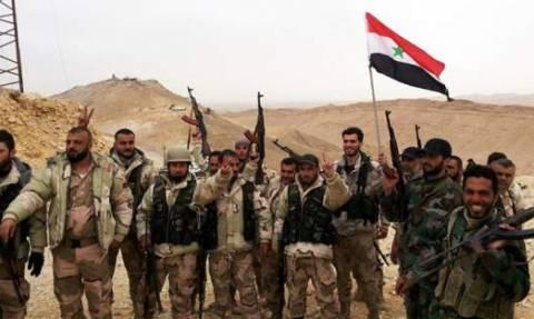 Συρία: Οι κυβερνητικές δυνάμεις κατέλαβαν την Ντέιρ Εζόρ