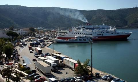 Κέρκυρα - Ηγουμενίτσα: Πήρε παράταση η απεργία των ναυτεργατών μέχρι το πρωί του Σαββάτου