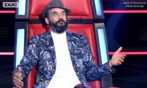 Δεν πάει ο νους σας ποιος τραγουδιστής πήγε στο The Voice- Η έκπληξη του Μουζουράκη
