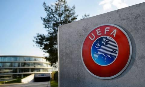 UEFA: Η Ελλάδα στην 14η θέση (pic)