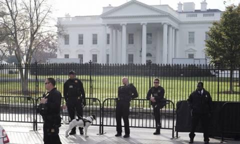 Σε συναγερμό ο Λευκός Οίκος - Συνελήφθη ύποπτος