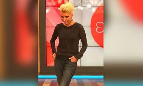 Η επιθυμία της Ελένης Μενεγάκη και η ανακοίνωσή της on air!