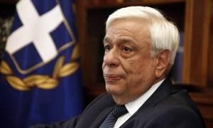 Αυστηρό μήνυμα Παυλόπουλου προς τα Σκόπια: Όχι στον αλυτρωτισμό και τις αμφισβητήσεις των συνόρων