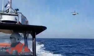 Τουρκικοί «ψευτοτσαμπουκάδες» στα Ίμια: Στήνουν θερμό επεισόδιο με αεροσκάφη, πλοία και ελικόπτερα