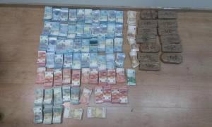 Μεγάλη αστυνομική επιχείρηση στη Λάρισα: Δεκάδες συλλήψεις για εμπορία και διακίνηση ναρκωτικών