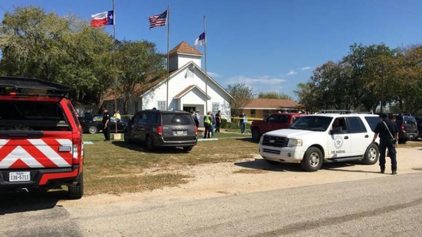 Μακελειό Τέξας: Αυτή είναι η εκκλησία που αιματοκύλησε ο δράστης
