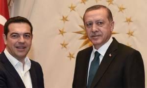 Эрдоган проведет визит в Афины 7-8 декабря