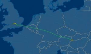 Киприот умер на борту самолета по пути из Лондона в Ларнаку