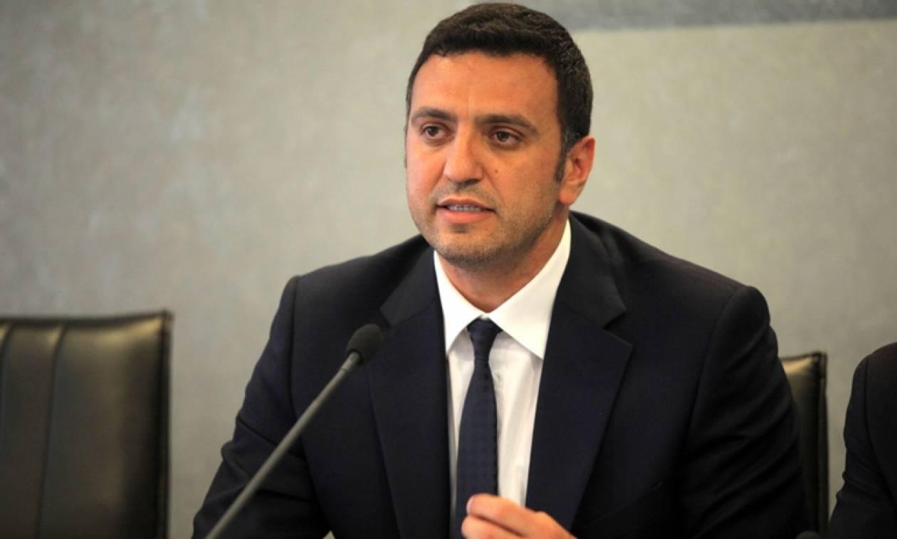 Κικίλιας: Ο Καμμένος να δώσει εξηγήσεις στη Βουλή για τη συμφωνία με τη Σαουδική Αραβία