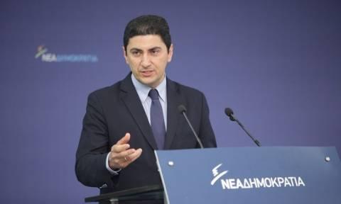 ΝΔ: «Δεν τίθεται θέμα αντικατάστασης του Λευτέρη Αυγενάκη»
