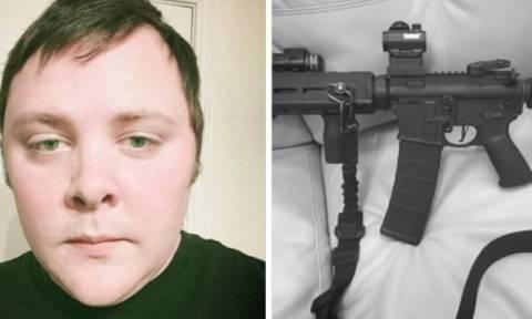 Μακελειό Τέξας: Ο δράστης αυτοκτόνησε ύστερα από καταδίωξη