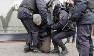 Московская полиция сообщила о более 300 задержанных 5 ноября