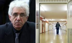 «Βόμβα» Παρασκευόπουλου: Να καταργηθεί ο νόμος μου για τις αποφυλακίσεις